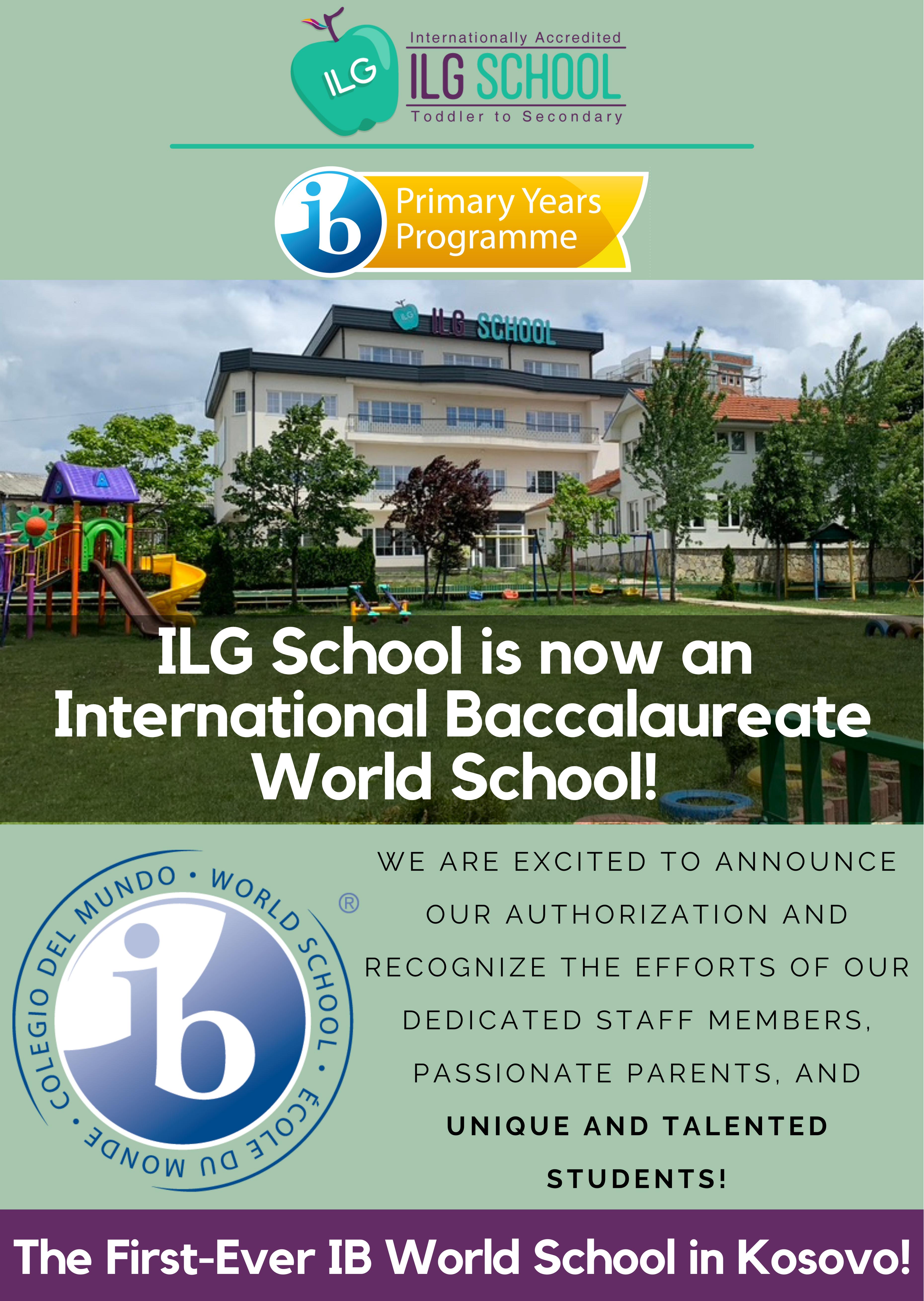 IB SCHOOL - KOSOVO
